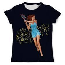 Футболки <b>теннис</b> - <b>Printio</b>