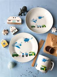<b>Набор посуды Baby</b> car (3 в 1: кружка+тарелка+глуб. тарелка ...