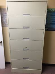 6 Drawer Lateral File Cabinet Holga By Hon 6 Drawer Lateral File Cabinet For Sale In La Mirada