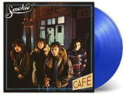 <b>Midnight Cafe</b> (Expanded) (Ltd Transparent Blau) [Vinyl LP ...