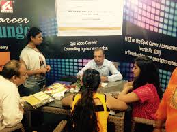 careerco workshops and seminars by careerco career lounge at the admissions fair 2015