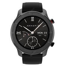 Amazfit GTR Lite Smartwatch 5ATM Waterproof AMOLED Screen ...