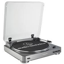 Купить <b>Проигрыватель виниловых дисков Audio-Technica</b> AT ...