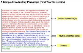 what is an introduction paragraph  writing introductory paragraphs for essays