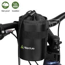 Hikenture <b>Bike</b> Water Bottle Holder <b>Bag</b> - <b>Waterproof</b> Cup Holder ...