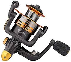 Goture <b>Spinning Fishing Reel Metal</b> Spool 6bb for Freshwater ...
