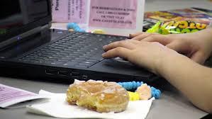 Resultado de imagem para job stress eating gain weight
