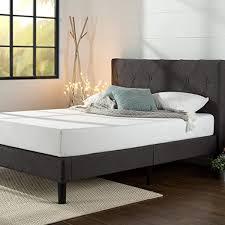 ZINUS Shalini Upholstered Platform Bed Frame ... - Amazon.com