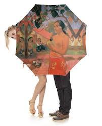 <b>Зонт</b>-<b>трость с деревянной</b> ручкой Женщина, держащая плод ...