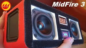 How to make a portable homemade Bluetooth speaker - YouTube