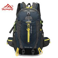 Waterproof Climbing <b>Backpack Rucksack</b> 40L <b>Outdoor Sports Bag</b> ...