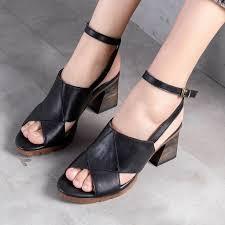 <b>Artdiya genuine leather</b> women shoes retro handmade 2019 ...