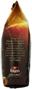 folgers toasted hazelnut flavored ground coffee 10 ounce amazon folgers toasted hazelnut flavored ground coffee 10 ounce amazon com grocery gourmet food
