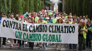 Resultado de imagen de equomadrid marcha por el clima corredor ecológico