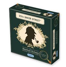 <b>221B Baker Street</b>: The Master Detective Game | Board Game ...