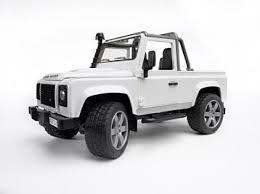 <b>Bruder Внедорожник-пикап Land Rover</b> Defender 02-591 - купить в ...