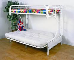 Loft Bed With Sofa Futon Bunk Bed