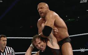 Image result for Dean Ambrose matches gifs
