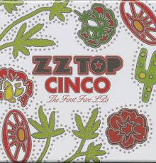 <b>ZZ TOP</b> - <b>CINCO</b>: THE FIRST 5 LPS (5 LP BOX SET) 180 GRAM ...