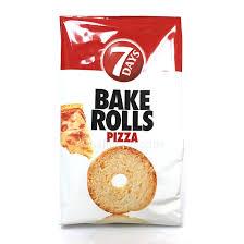 bake rolls pizza g bake rolls pizza 70g