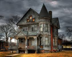 the girl in the window is beckoning you to buy this house check haunted house