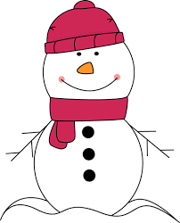 Image result for free clip art snowman