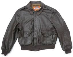 Leather <b>Flight Jacket</b> Cleaning Services – LeatherCareUSA