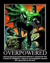 Batman as a green lantern.   Alternate Universe   Know Your Meme via Relatably.com