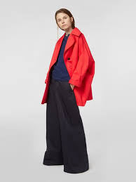 <b>Kimono</b> Jacket In <b>Cotton</b> And Linen Drill from the Marni Spring ...
