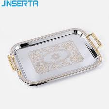 JINSERTA мраморная полимерная сервировочная тарелка для ...
