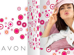 I'm an Avon lady! Go ahead, click on this fancy picture.