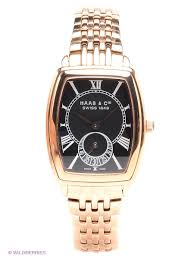Часы наручные <b>HAAS & Cie SFVC 007 RBA</b> HAAS & Cie 1796236 ...