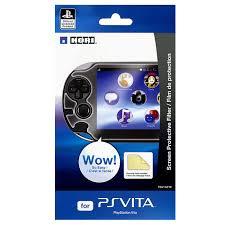 <b>Защитная пленка Hori</b> для PS Vita — купить в интернет-магазине ...