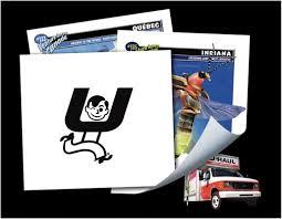 Uhaul Truck S Hidden Character In U Haul Graphics King Illustration Amp Design