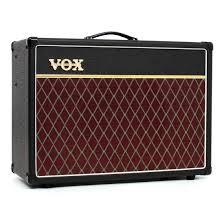 <b>Гитарный комбоусилитель Vox AC15C1</b>-G12C - характеристики ...