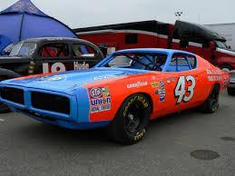 Richard Petty Charger Nascar race car - Dodge & Cars Background ... via Relatably.com
