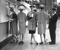celebrating nina leen life photographer glamourdaze race track fashions nina leen 1958