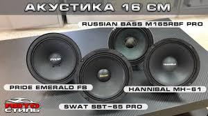 ТОП-4 динамика за 4000 рублей. Сравнительная прослушка ...