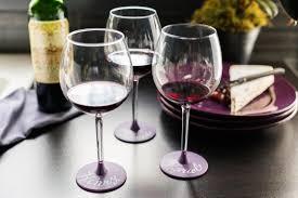 room modern camille glass: chalkboard wineglasses diy chalkboard wine glasses