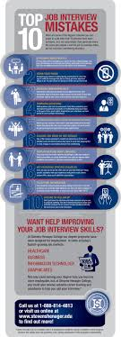 best images about nursing job interviewing tips top 10 job interview mistakes infographic