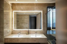 awesome lighted makeup mirror design feat double floating vanity sinks and stylish bathroom faucets best lighting for makeup vanity