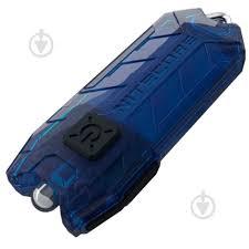 ᐉ <b>Фонарь</b> наключный <b>Nitecore TUBE Blue</b> (6-1147-5) • Краща ...