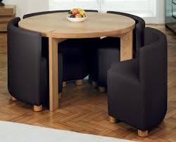 ideas small dining tables  round kitchen table and chairs with leaf interesting designs of