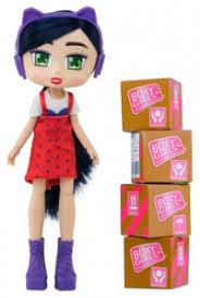 <b>Кукла 1Toy Boxy</b> Girls Riley, 20 см, Т15109