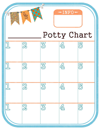potty charts for children activity shelter potty chart for boys