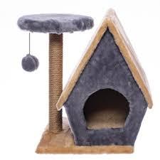 Когтеточки для <b>кошек</b>, домики, лежаки | Купить с доставкой