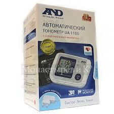 Купить <b>Тонометр</b> Эй энд Ди (A&D) <b>UA 1100 автомат</b> плечевой ...