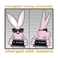 Resultado de imagen de energizer bunny gifs