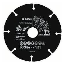 <b>Круг отрезной Bosch</b> 2608623013, по дереву, 125 х 1,0 х 22,23 мм ...