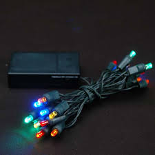 mini battery operated lights de de battery operated lights battery powered indoor lighting